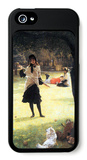 Cricket iPhone 5 Case by James Tissot
