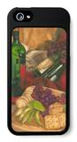 Wine Indulgences I iPhone 5 Case by Jennifer Goldberger