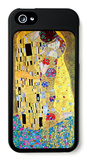 The Kiss 2 iPhone 5 Case by Gustav Klimt