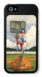 Strike Out iPhone 5 Case by Jay Throckmorton