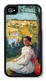 Castelnau Le Lez iPhone 4/4S Case by Frederic Bazille