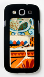 Mosaic Fragments II Galaxy S III Case by  Vision Studio