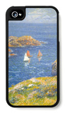Calm Seas iPhone 4/4S Case by Henry Moret