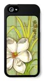 Sugar Magnolia II iPhone 5 Case by Jennifer Goldberger