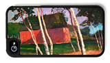 Landscape iPhone 4/4S Case by Paula Modersohn-Becker
