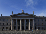 The General Post Office (GPO) in O'Connell Street in Dublin, Ireland. Photographic Print by Green Light Collection