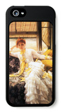 July iPhone 5 Case by James Tissot