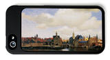 View of Delft iPhone 5 Case by Jan Vermeer