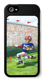 Touchdown iPhone 5 Case by Jay Throckmorton