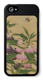 Bees and Garden Blossoms iPhone 5 Case