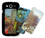 City Celebrations Galaxy S III Case Set by Louis Anquetin