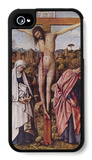 Christ on the Cross Between Mary and John iPhone 4/4S Case