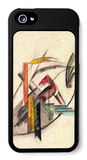 Animal iPhone 5 Case by Franz Marc