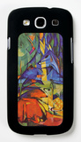 Deer in Forest Galaxy S III Case by Franz Marc