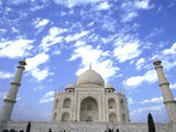 Taj Mahal Agra India Photographic Print by Green Light Collection