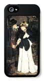 The Farewell iPhone 5 Case by James Tissot