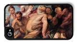 Triumph of Silenus iPhone 4/4S Case by Sir Anthony Van Dyck