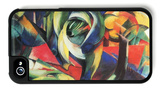 The Mandrill iPhone 4/4S Case by Franz Marc