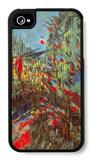 Festivities iPhone 4/4S Case by Claude Monet