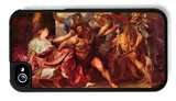 Samson and Delilah iPhone 4/4S Case by Sir Anthony Van Dyck