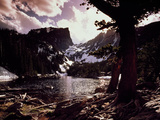 Dream Lake Rocky Mountains CO USA Photographic Print by Green Light Collection