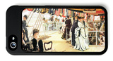 Ball on Board iPhone 5 Case by James Tissot