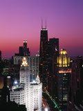 Chicago IL USA Photographic Print by Green Light Collection