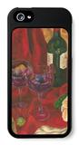 Wine Indulgences II iPhone 5 Case by Jennifer Goldberger