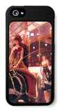 The Women in the Cars iPhone 5 Case by James Tissot
