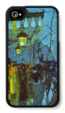 Avenue De Clichy iPhone 4/4S Case by Louis Anquetin