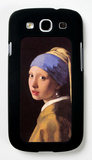 The Girl with the Pearl Earring Galaxy S III Case by Jan Vermeer