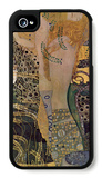 Water Snakes (Friends) I iPhone 4/4S Case by Gustav Klimt