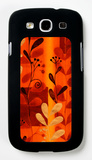 Sun Kissed Silhouette V Galaxy S III Case by  Vision Studio