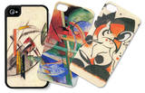 Animals II iPhone 4/4S Case Set by Franz Marc