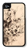 Assumption of Mary iPhone 4/4S Case by Peter Paul Rubens