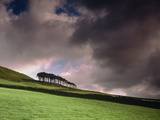 Stormy Sky N Yorkshire England Photographic Print by Green Light Collection