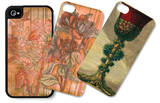 Goblet and Florals iPhone 4/4S Case Set by Giovanni Giardini