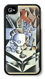 Still Life with Flowers iPhone 4/4S Case by Juan Gris