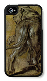 Lion iPhone 4/4S Case by Peter Paul Rubens