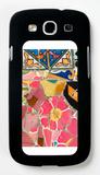 Mosaic Fragments III Galaxy S III Case by  Vision Studio