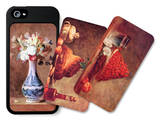 Still Lifes iPhone 5/5S Case Set by Jean-Baptiste Simeon Chardin