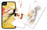 Connect the Dots, Tangles, Bleach iPhone 4/4S Case Set by Charmaine Olivia