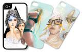 Preserve, Aqua, Surfs Up iPhone 4/4S Case Set by Charmaine Olivia