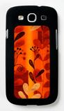 Sun Kissed Silhouette II Galaxy S III Case by  Vision Studio