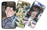 Portraits iPhone 4/4S Case Set by Juan Gris