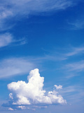 Clouds in Sky Photographic Print by Green Light Collection