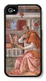 St. Augustine in Prayer iPhone 4/4S Case by Sandro Botticelli