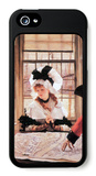 A Tedious History iPhone 5 Case by James Tissot