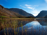 Black Lake, the Gap of Dunloe, Killarney National Park, County Kerry, Ireland Photographic Print by Green Light Collection