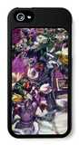 Lilac and Tulips iPhone 5 Case by Lovis Corinth